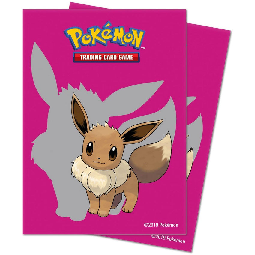 Pokemon Trading Card Game - Ultra Pro - Eevee - 65 Card Sleeves