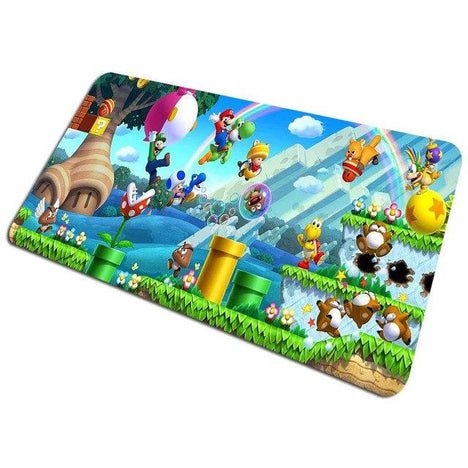 "Nintendo Super Mario - Gaming Mouse Pad (12"" x 27"")"