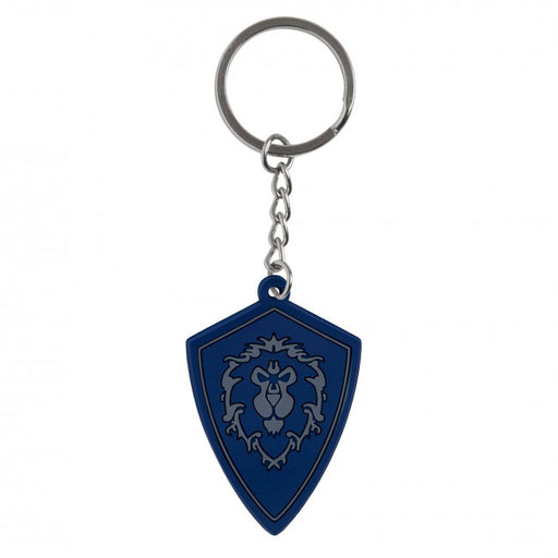World of Warcraft - Alliance - Keychain