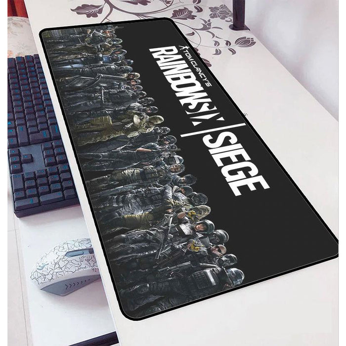 "Tom Clancy's Rainbow Six: Siege - Gaming Mouse Pad (12"" x 27"")"