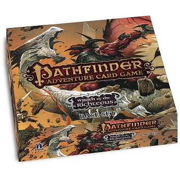 Pathfinder  Card Game: Wrath Of The Righteous Base Set (RPG)