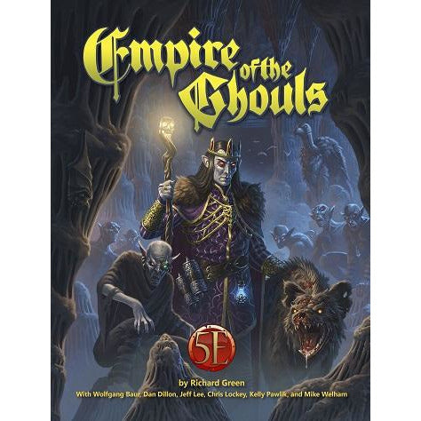 Empire Of The Ghouls HC 5E (RPG)
