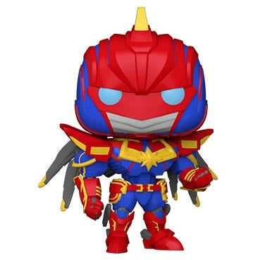 Funko POP! Marvel Mech Captain Marvel [pre-order]