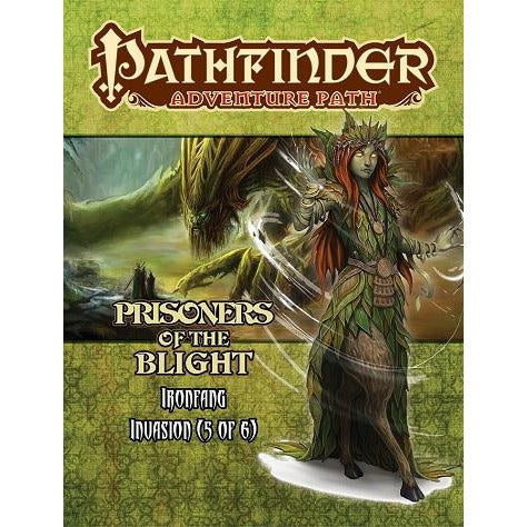 Pathfinder 119 Ironfang Invasion 5: Prisoners Of The Blight (RPG)