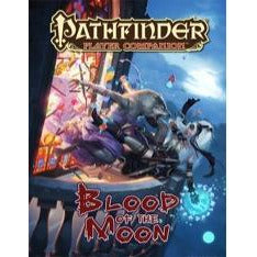 Pathfinder  Companion: Blood Of The Moon (RPG)