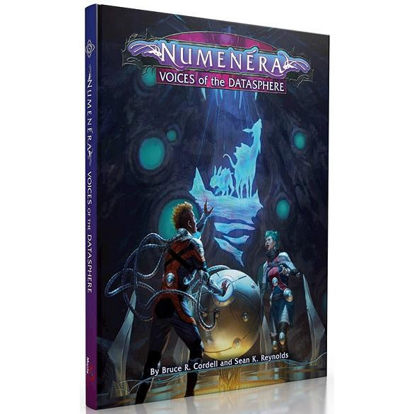 Numenera: Voices Of The Datasphere HC (RPG)