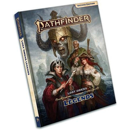 Pathfinder 2E Lost Omens Legends HC (RPG)