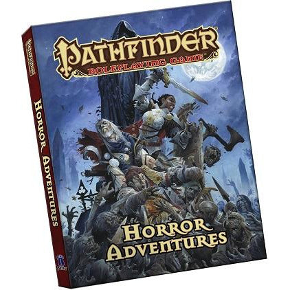 Pathfinder RPG: Horror Adventures Pocket Edition (RPG)