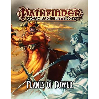 Pathfinder  Campaign: Planes Of Power (RPG)