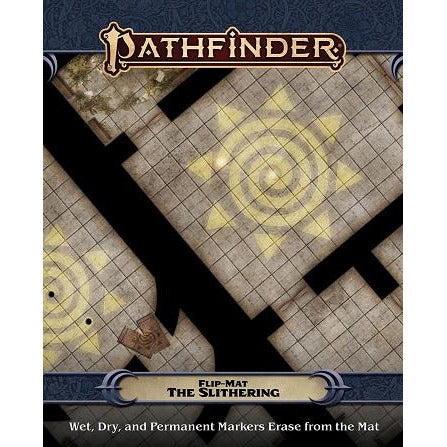 Pathfinder  Flip-Mat: The Slithering (RPG)