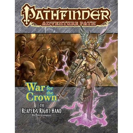 Pathfinder 131 War Of The Crown 5: The Reaper'S Right Hand (RPG)