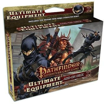 Pathfinder  Card Game: Ultimate Equipment (RPG)