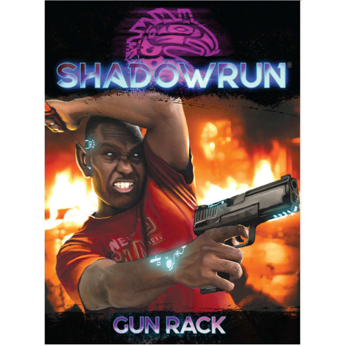 Shadowrun 6th Edition - Gun Rack Gear Cards