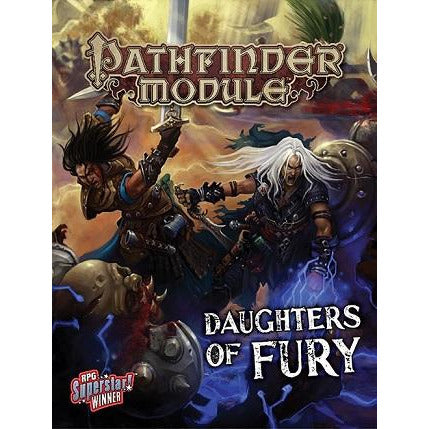 Pathfinder  Module: Daughters Of Fury (RPG)