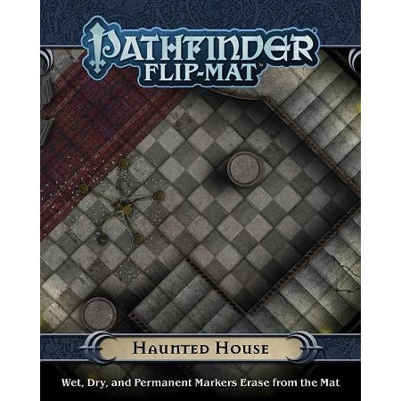 Pathfinder  Flip-Mat: Haunted House (RPG)