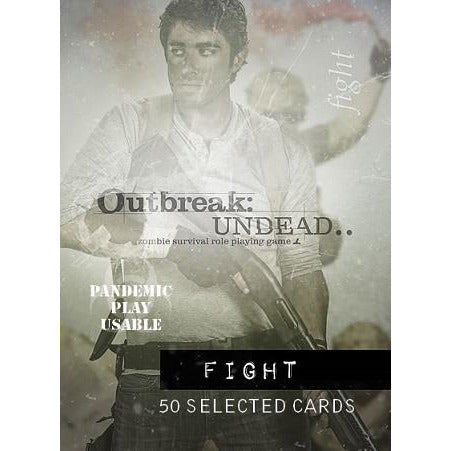 Outbreak Undead: Fight Deck (RPG)