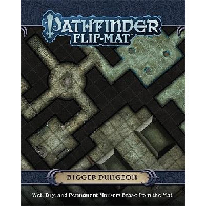 Pathfinder  Flip-Mat: Bigger Dungeon (RPG)