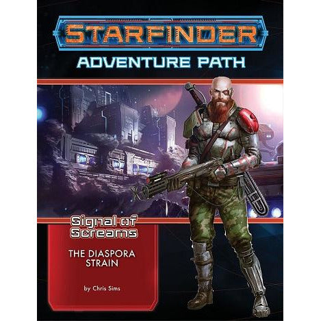 Starfinder 10 Signal Of SCreams 1: Diaspora Strain (RPG)