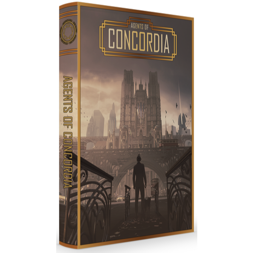 Agents Of Concordia(RPG)