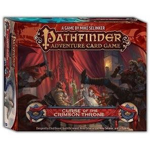 Pathfinder  Card Game: Curse Of The Crimson Throne Adv Path (6 (RPG)