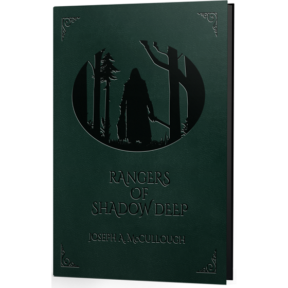 Rangers Of Shadow Deep Deluxe Retail Edition HC (RPG)