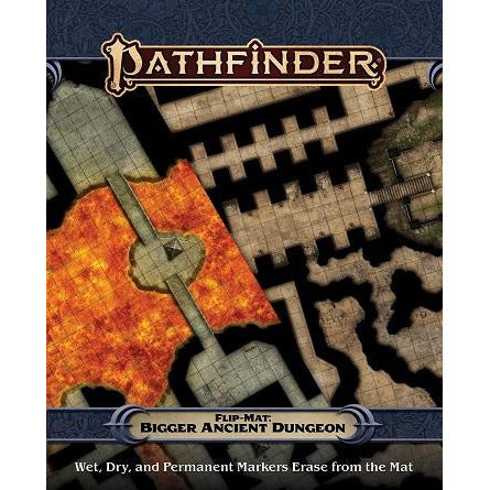 Pathfinder  Flip-Mat: Bigger Ancient Dungeon (RPG)