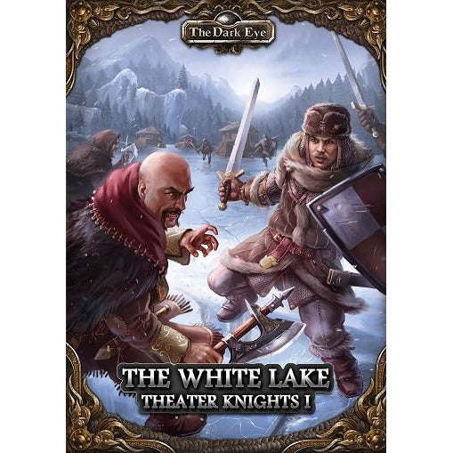 The Dark Eye: The White Lake - Theater Knights Pt1 (RPG)