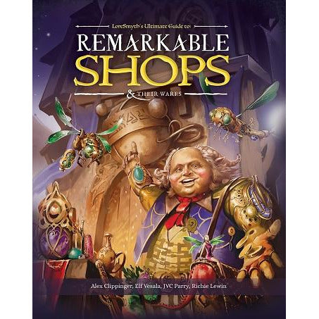 Remarkable Shops And Their Wares SC (RPG)