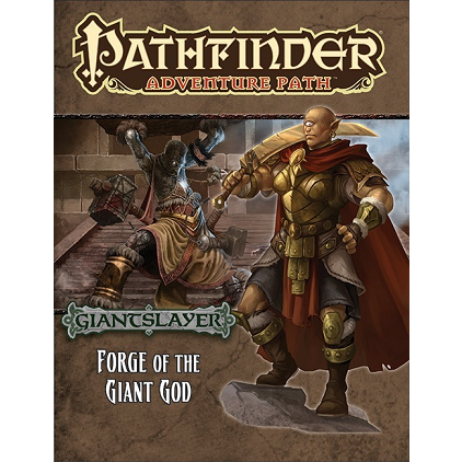 Pathfinder 93 Giantslayer 3 Forge Of The Giant God (RPG)