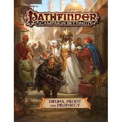 Pathfinder  Campaign: Druma, Profit And Prophecy (RPG)
