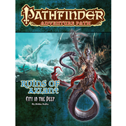 Pathfinder 124 Ruins Of Azlant 4: City In The Deep (RPG)