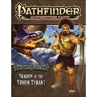 Pathfinder 96 Giantslayer 6 Shadow Of The Storm Tyrant (RPG)