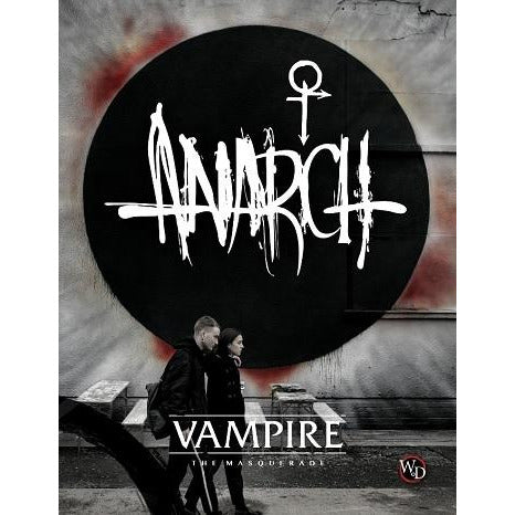 Vampire: The Masquerade: Anarch HC (RPG)