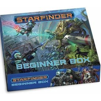 Starfinder RPG Beginner Box (RPG)