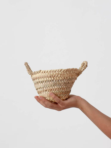 Tiny Basket - Natural