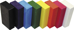 Block Crayons  - 8 colours