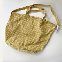Load image into Gallery viewer, Shopping Bag - Mustard