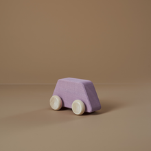 Load image into Gallery viewer, Toy Car Lilac