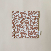 Load image into Gallery viewer, Reusable Sandwich Bag, Terracotta Terrazzo