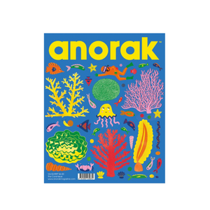 Anorak Kids Magazine - The CORAL Edition