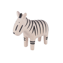 Load image into Gallery viewer, Polepole Animal - Zebra