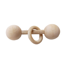 Load image into Gallery viewer, Wooden Rattle