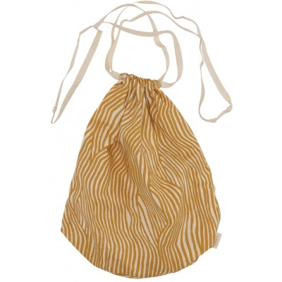 Large Multi Bag, Mustard Wave