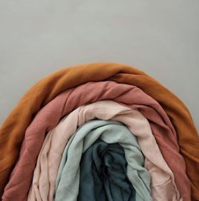 Organic Cotton Muslin - Extra Large
