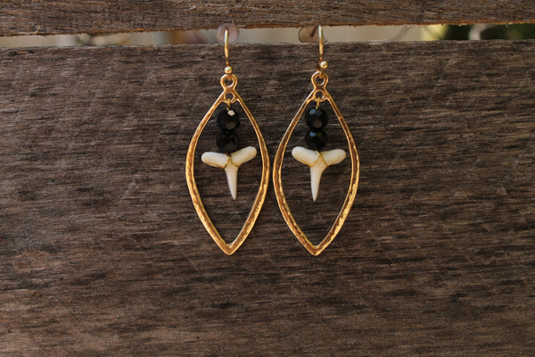 Gold Willow Dangles