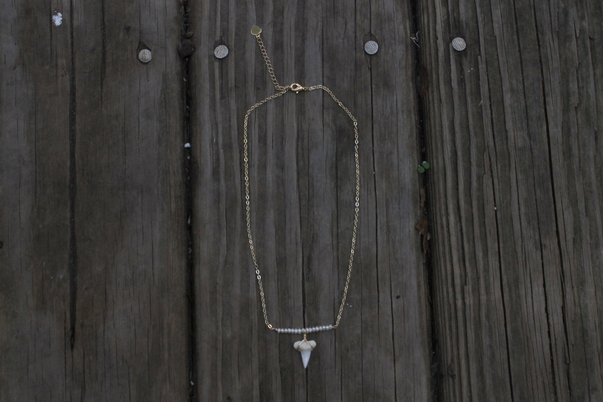 Pearly Whites Necklace