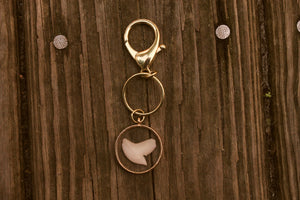 Treasure Teeth Key Chain