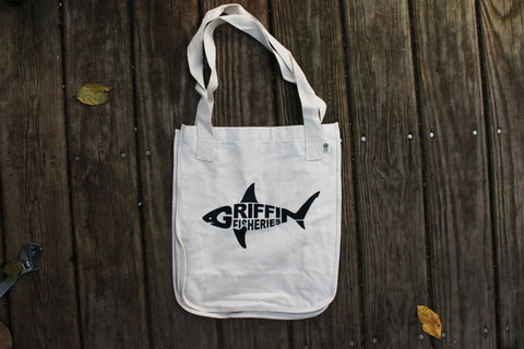 Griffin Fisheries Market Bags