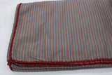 STRIPES BEDCOVER- Queen Bed Cover
