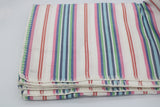 STRIPES BED COVER-Full Bed Cover